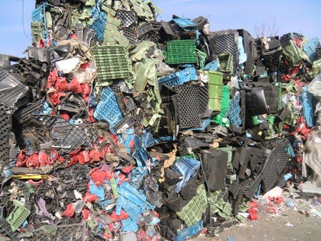 công ty thu mua nhựa phế liệu