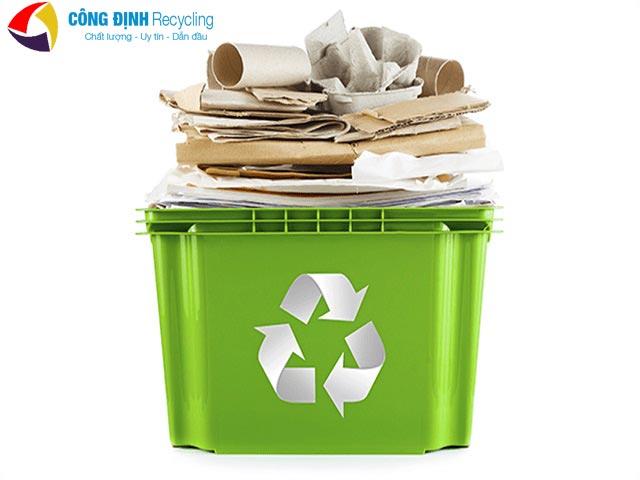quy trình tái chế kim loại